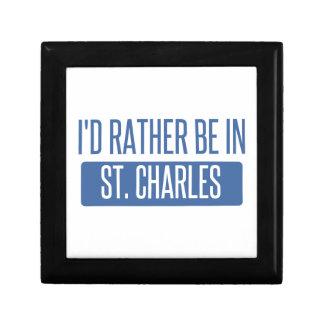 St. Charles Gift Box