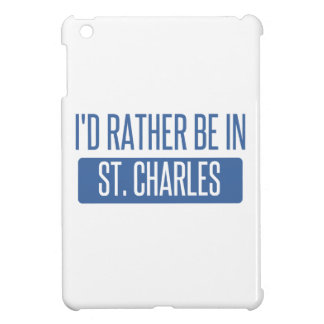 St. Charles iPad Mini Cover