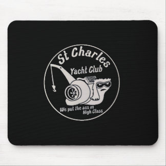 St. Charles Yacht Club Mouse Pad