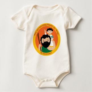 St. Christopher Baby Bodysuit