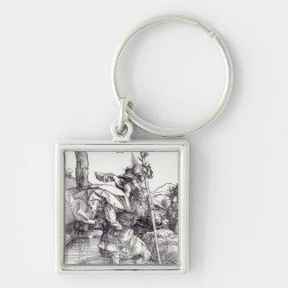 St.Christopher carrying the Infant Christ, 1511 Key Chain