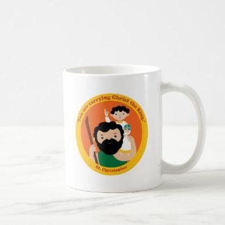 St. Christopher Coffee Mug