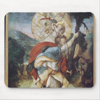 St. Christopher Mouse Pad