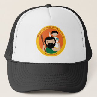 St. Christopher Trucker Hat
