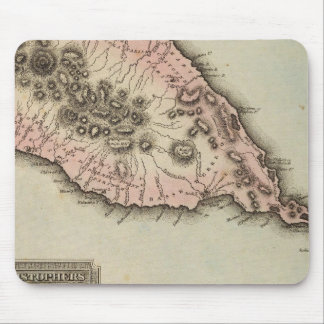 St Christophers Mouse Pad