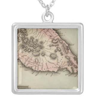 St Christophers Silver Plated Necklace