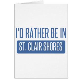 St. Clair Shores Card