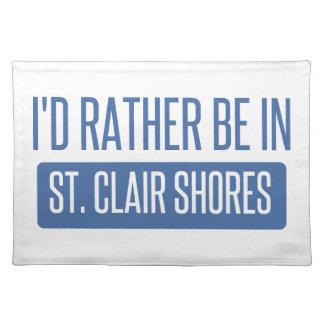 St. Clair Shores Placemat