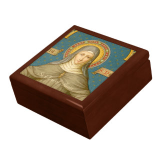 St. Clare of Assisi (SAU 027) Gift Box