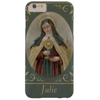 St. Clare of Assisi with the Eucharist Barely There iPhone 6 Plus Case