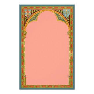 St. Clare's Trefoil Arch (SAU 27) (Sheet B) Stationery
