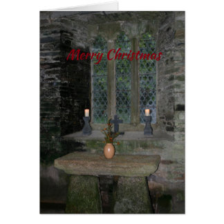 St Clether Chapel Christmas Card