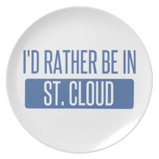 St. Cloud Plate