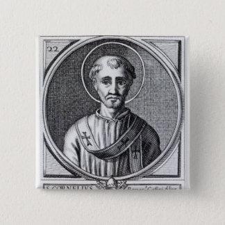 St. Cornelius 15 Cm Square Badge