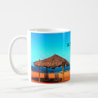 St. Croix Beach Scene Coffee Mug