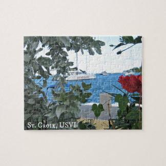 St. Croix USVI Jigsaw Puzzle