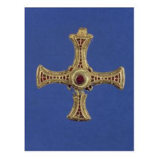 St. Cuthbert's Cross Postcard