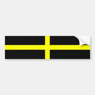 St. David's Flag Wales Welsh Bumper Stickers