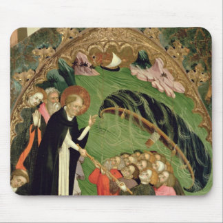 St. Dominic Rescuing Shipwrecked Mouse Pad