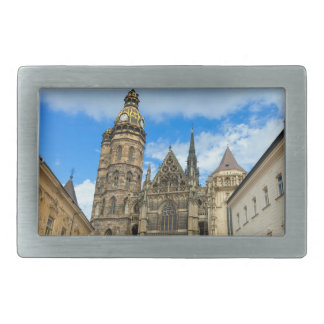 St. Elisabeth Cathedral in Kosice, Slovakia Belt Buckles