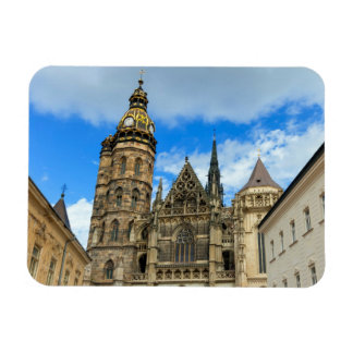 St. Elisabeth Cathedral in Kosice, Slovakia Magnet