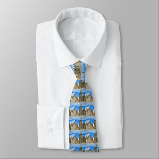 St. Elisabeth Cathedral in Kosice, Slovakia Tie