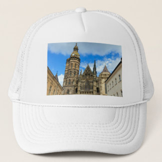 St. Elisabeth Cathedral in Kosice, Slovakia Trucker Hat