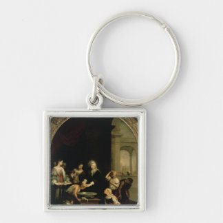 St. Elizabeth of Hungary Key Ring