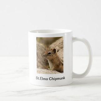St. Elmo Chipmunk Mug