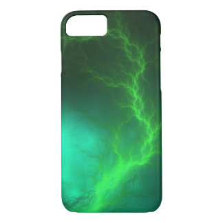 St. Elmo's Fire Fractal Abstract iPhone 8/7 Case