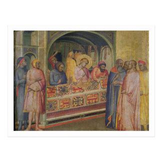 St. Eloi in the Silversmith's Workshop Postcard