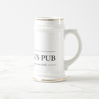 St. Finnian's Pub Stein Beer Steins
