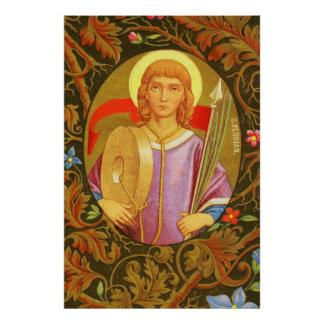 St. Florian of Lorch (PM 03) Poster #2