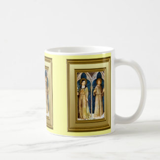St Francis and St Clare, Assisi Mugs