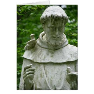St. Francis Card