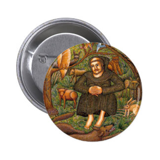 St Francis in the Forest Gift Key Chain Mug More Pin