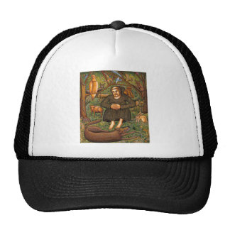 St. Francis in the Forest Gift, Key Chain Mug More Trucker Hats