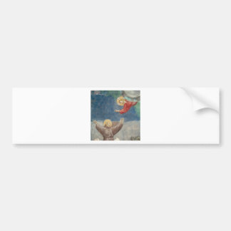 St. Francis Jesus keychain mug ipod ipad cover pet Bumper Sticker