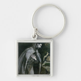 St. Francis of Assisi, 1580-95 Key Ring