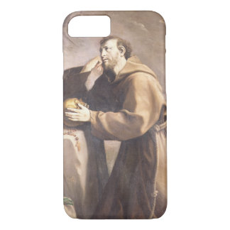 St. Francis of Assisi at Prayer iPhone 7 Case