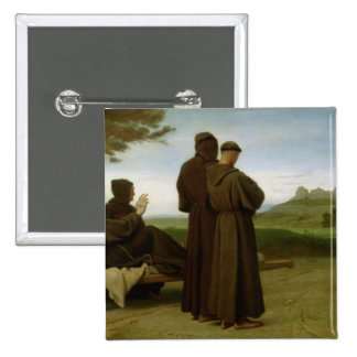 St Francis of Assisi Buttons