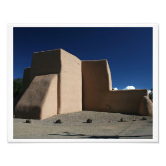 St. Francis of Assisi Church Photo Print