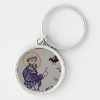 St Francis of Assisi Keychain