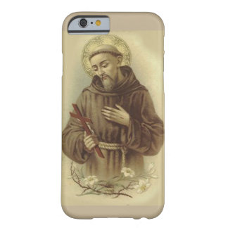 St. Francis of Assisi, lover of animals Barely There iPhone 6 Case