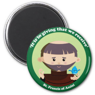 St. Francis of Assisi Magnet