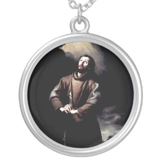 St Francis of Assisi Necklaces
