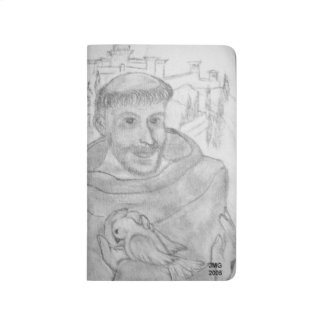 St Francis of Assisi Pocket Journal