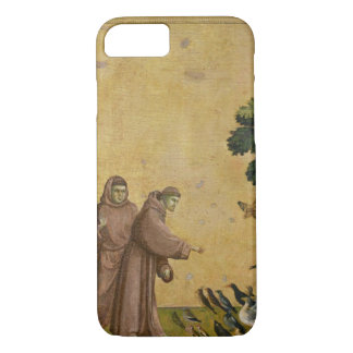 St. Francis of Assisi preaching to the birds iPhone 7 Case
