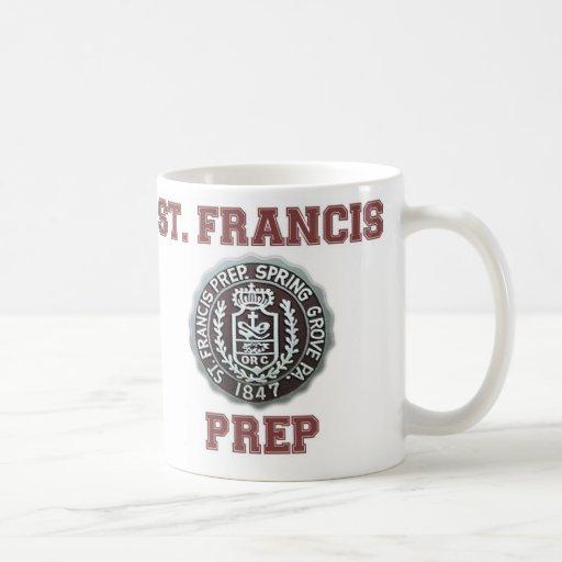 St Francis Prep Mug