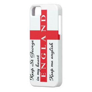 St George Barely There iPhone 5 Case